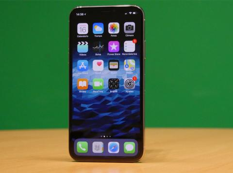 Pantalla OLED del iPhone X