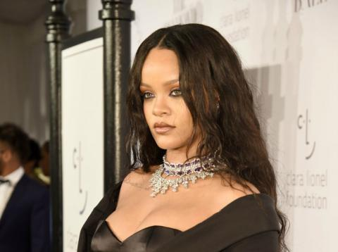 Rihanna cantante musica