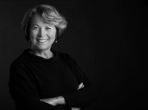 Fotografía de la exdirectora de talento de Netflix, Patty McCord