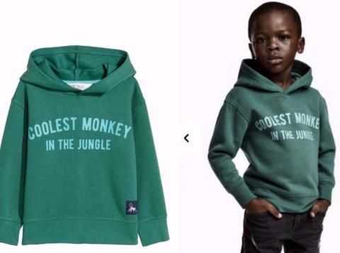 Anuncio racista H&M