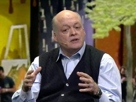 El CEO de Ford, Jim Hackett
