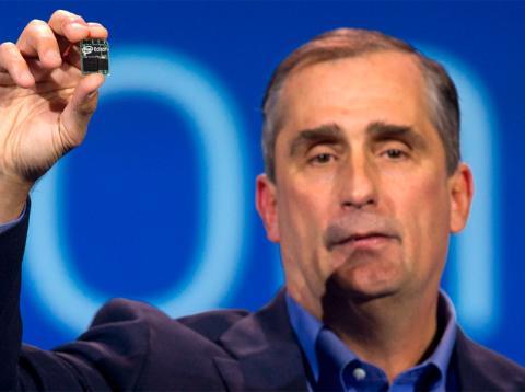 CEO de Intel en el CES