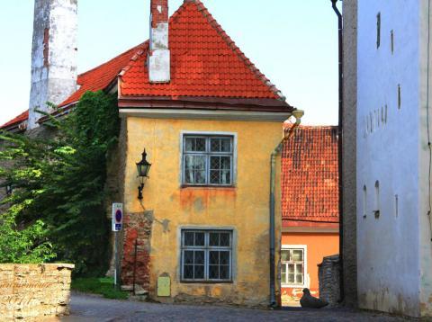 Tallín, Estonia.