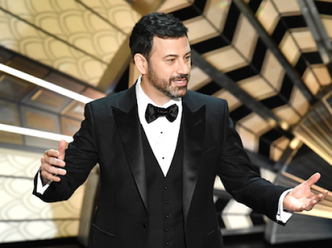 Jimmy Kimmel, presentador de los Premios Oscar 2018