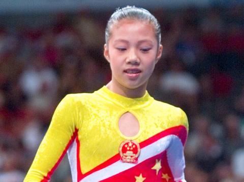 juegos olímpicos: dong fanxiao