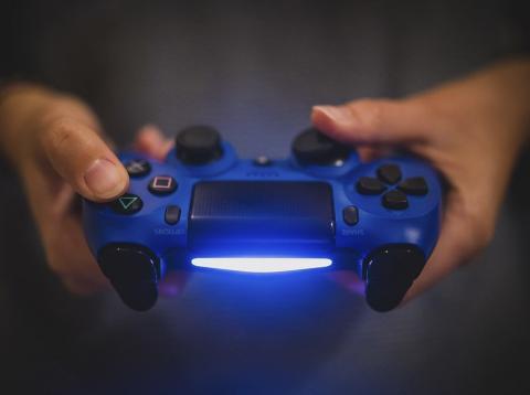 Mando de PS4