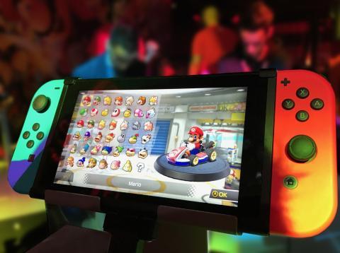 Mario Kart para Nintendo Switch