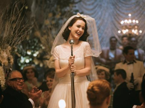 The Marvelous Mrs. Maisel, la serie de Amazon protagonizada por Rachel Brosnahan