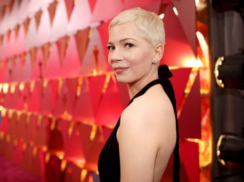 Oscar 2018: Michelle Williams