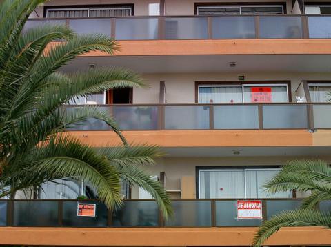 El precio de la vivienda usada ha subido un 5,1% en 2017.