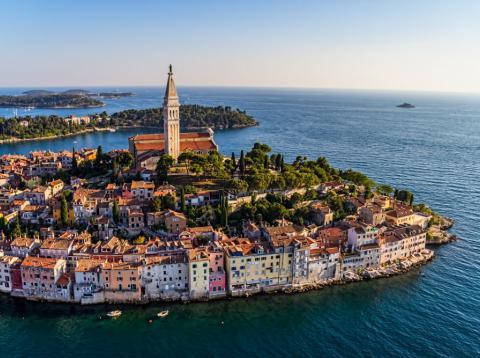 Rovinj Croacia mejor destino viaje 2018 Tripadvisor