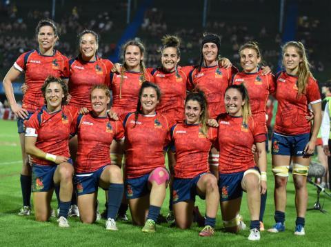Entrevista selección femenina Rugby seven