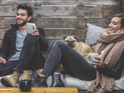 La felicidad en los jóvenes