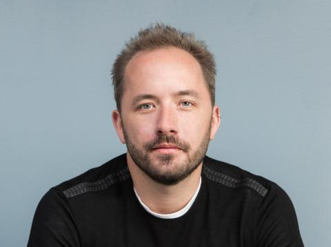 Drew Houston, CEO de Dropbox