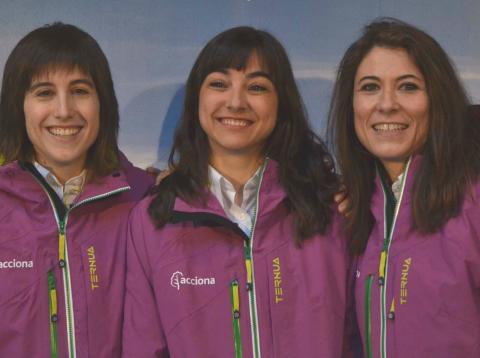 Expedicion mujeres cientificas espanolas polo sur Antartida