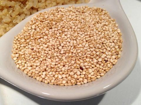 Los beneficios de la quinoa, un superalimento