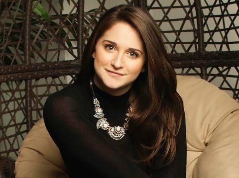 La directora ejecutiva de la 'startup' Way Up, Lizz Wessel.