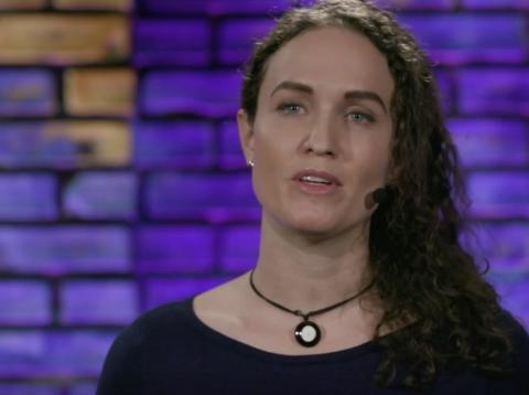 La charla TED de Megan Phelps-Roper.