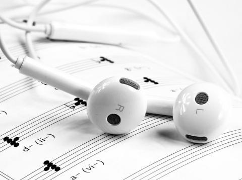 Música y partitura