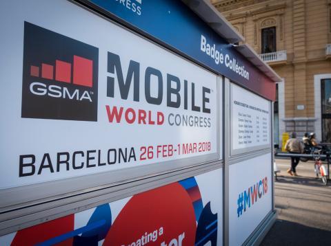 MWC Barcelona 2018
