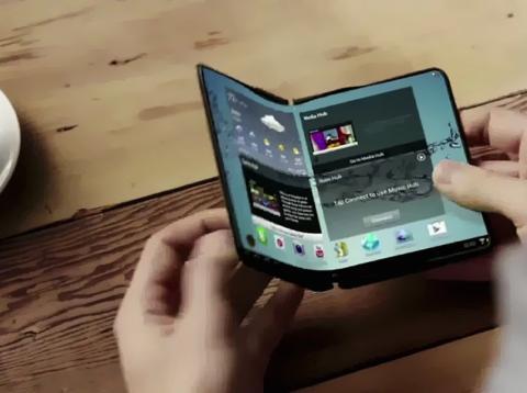 Samsung Galaxy X Imagen
