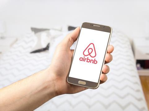 Foto de una vivienda Airbnb.