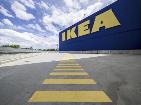 Almacén de Ikea