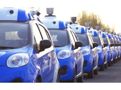 Baidu coches autónomos en Pekín