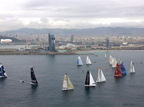 Barcelona World Race no se celebra
