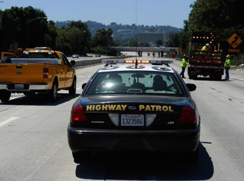 Disparos sobre autobuses de empleados en California