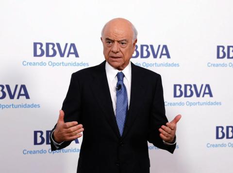 Francisco González BBVA