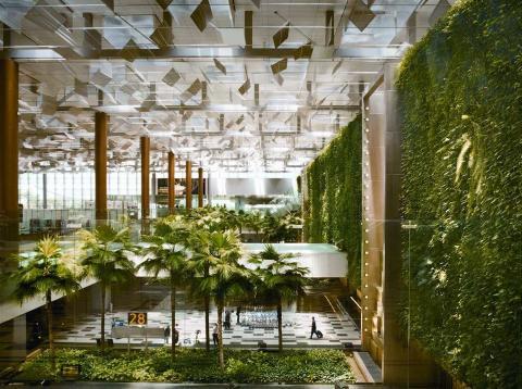 El Aeropuerto Internacional Changi de Singapur volvió a ocupar la primera posición.
