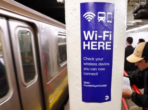 App de nueva york conexión segura