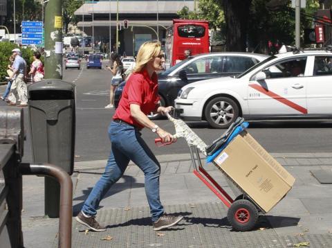 Cifras mujeres autónomas en España