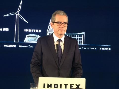 Pablo Isla, presidente de Inditex.