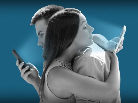 Consecuencias del móvil en el cerebro