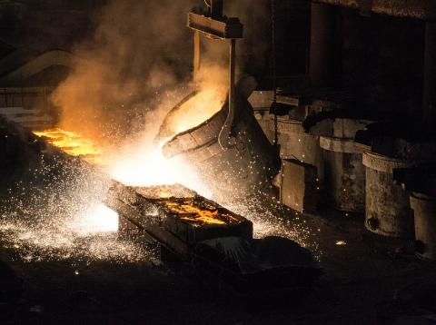 El 15% de las exportaciones de acero de la UE van a parar a EE.UU.