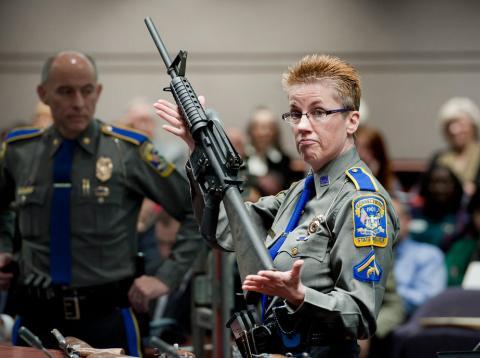 Un arma de Remington provocó 26 muertos en una matanza en 2012
