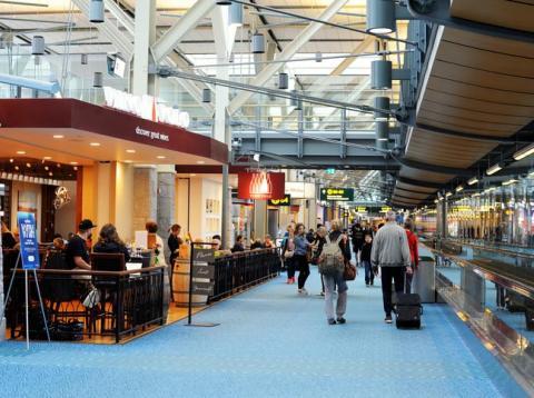 Restaurantes de los aeropuertos