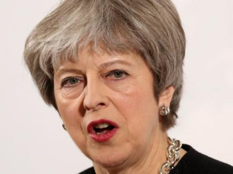 Theresa May expulsa a 23 diplomáticos rusos