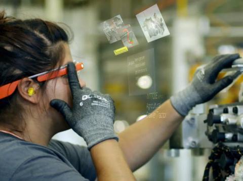 Streye compañía que salvó las google glass