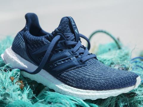 La zapatilla UltraBoost de Adidas