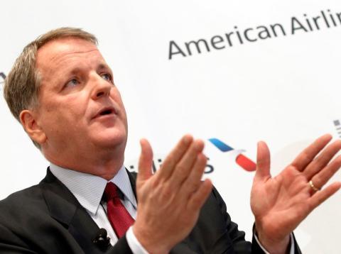 El CEO de American Airlines, Doug Parker
