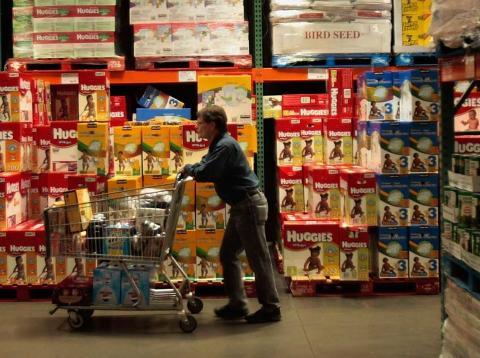 compra supermercado al por mayor