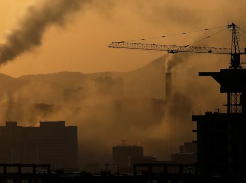 contaminacion - corea del norte