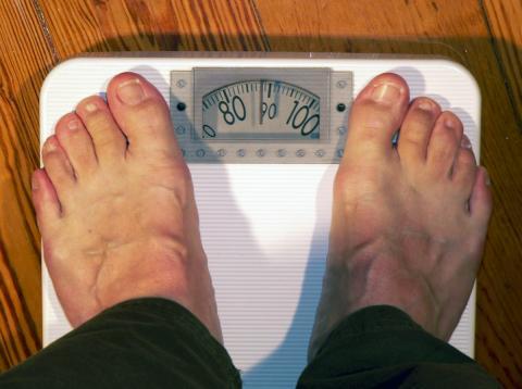 Control de peso y adelgazar