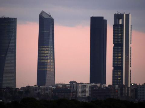 Cuatro Torres de Madrid