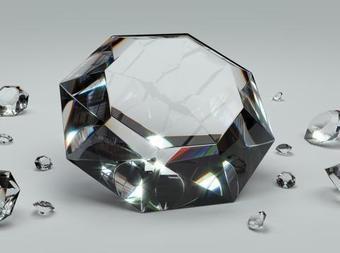 Diamantes Laboratorio