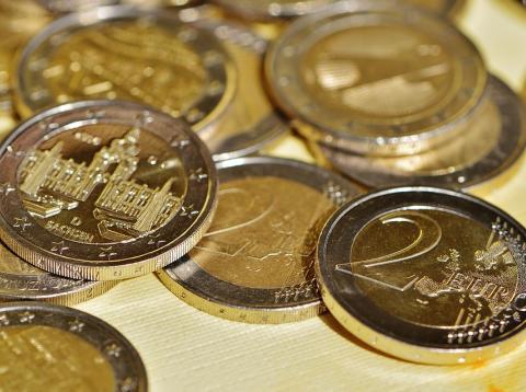 Euros y céntimos
