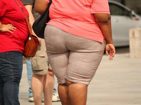 Obesidad en hombres y mujeres